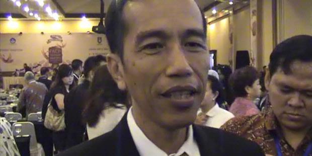 Transparasi Akan Dipajang Jokowi Jika Menang