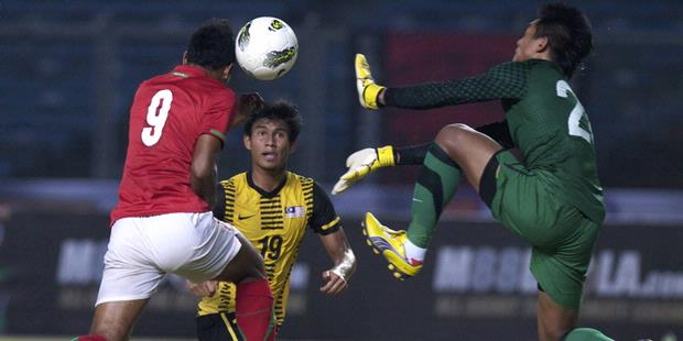 INDONESIA VS MALAYSIA LAGA EL CLASICO VERSI MELAYU
