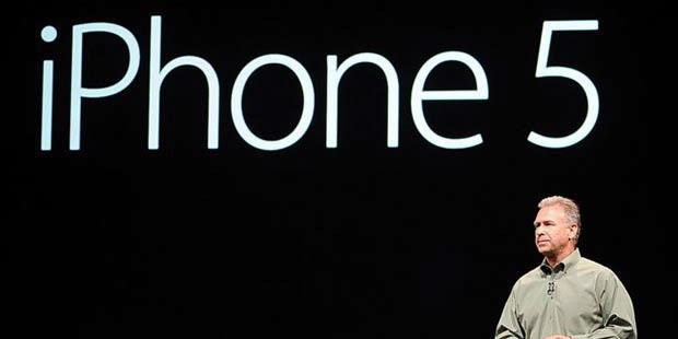Apple Resmi Perkenalkan iPhone 5