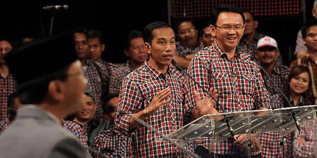 Inilah Program 100 Hari Jokowi-Basuki