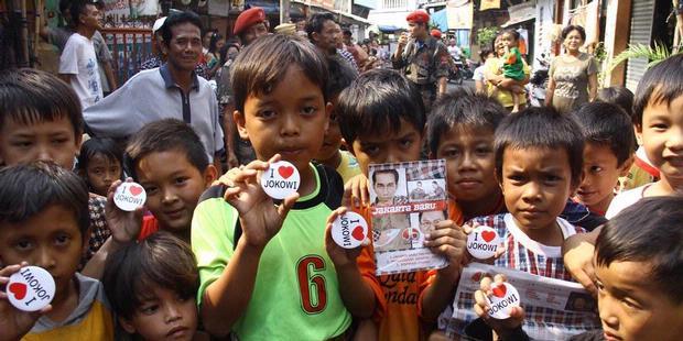 Cara Jokowi Berkampanye Patut di Contoh untuk Pemilu 2014