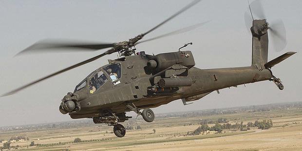 Spesifikasi Dan Harga Helikopter Aphace 2012