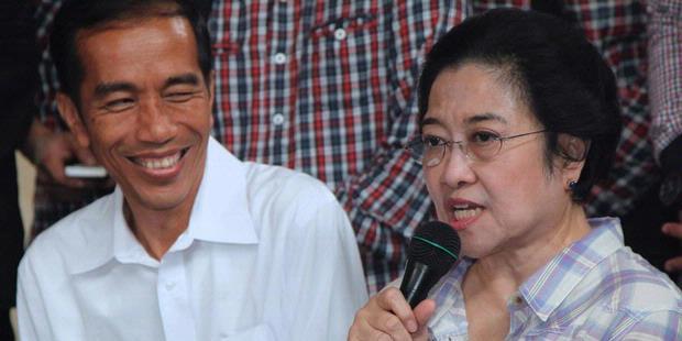 Jokowi, Megawati dan Rakernas PDIP
