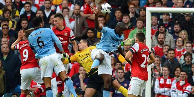 Klasemen Terbaru Premier League 2012