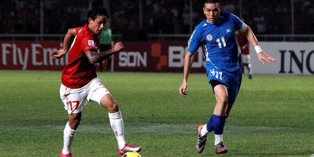LAGA PERSAHABATAN, INDONESIA SUKSES BANTAI BRUNEI DARUSSALAM 5-0