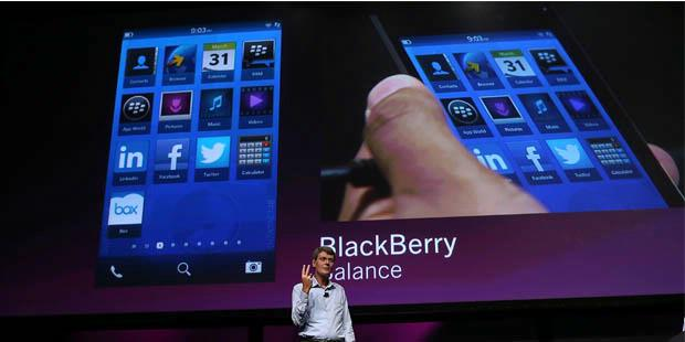 (VIDEO) INI DIA PROTOTIPE BLACKBERRY 1ODEV ALPHA B