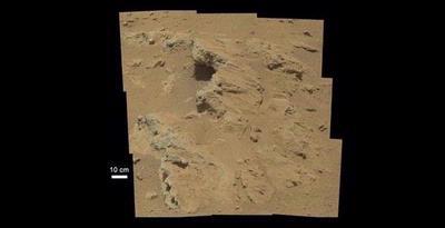 Air Mars dan Bumi Berasal dari Sumber yang Sama
