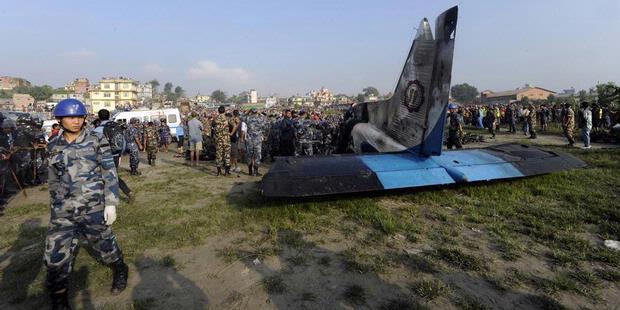 Akibat Seekor Burung Pesawat Nepal Jatuh