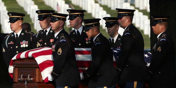 Kasus Bunuh Diri Tentara Amerika Meningkat
