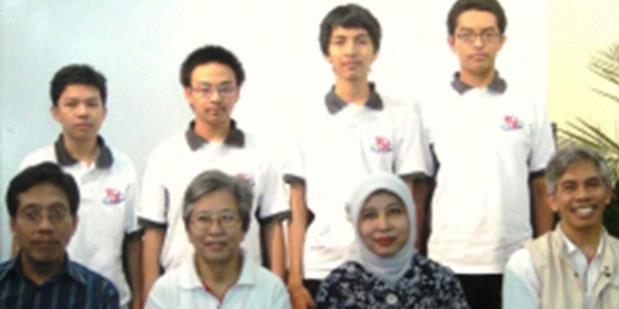 GAMBAR PELAJAR YANG Juara Olimpiade Informatika Internasional DARI Indonesia