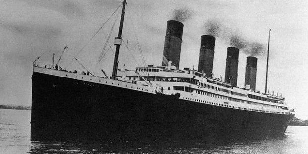 Kapal Titanic II Dibangun Galangan China