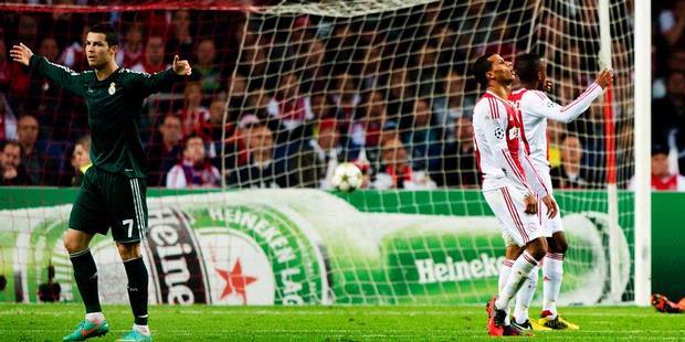 Ajax Vs Madrid: HASIL AKHIR AJAX VS MADRID 1-4 LIGA CHAMPIONS 2012