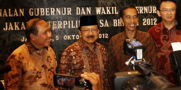 """Benarkah Jokowi Masih """"Fokeisme""""?"""