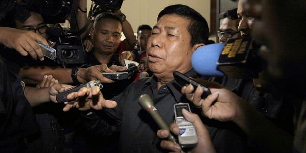 Mafia Narkoba Disebut Masuk Istana RI 1, Sudi Terhina