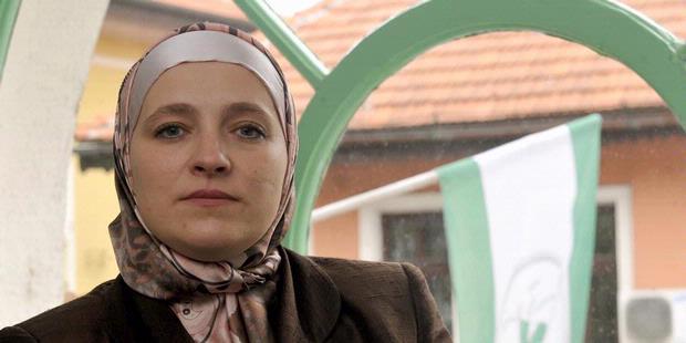 Amra Babic, Wali Kota Berjilbab Pertama di Eropa