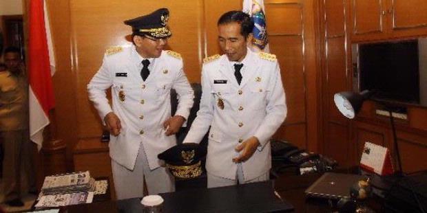 Foto Kantor Gubernur Dki Jakarta ke Kantor Gubernur Dki