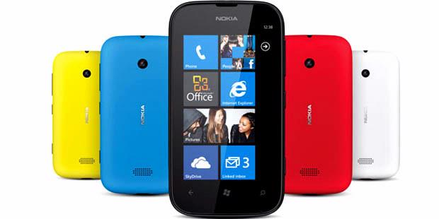 FOTO NOKIA LUMIA 510 PONSEL TERMURAH WINDOWS PHONE