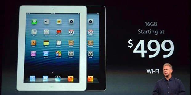 Apple Tawarkan Program Tukar iPad 3 ke iPad 4
