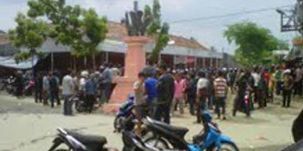 Korban Bentrok Lampung Selatan Bertambah