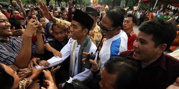 Ini Ide Jokowi Betawikan Jakarta