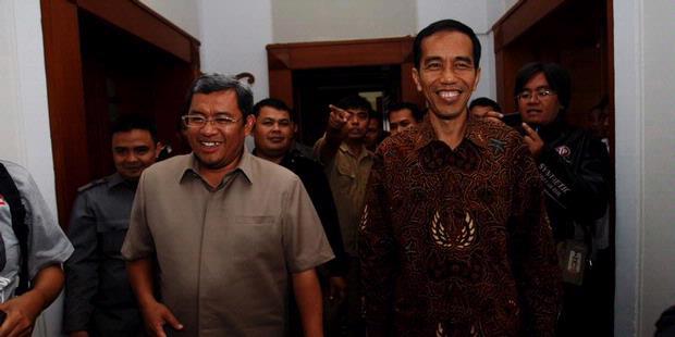Jokowi Bagi-bagi Tips ke Rieke Soal Pilgub Jabar