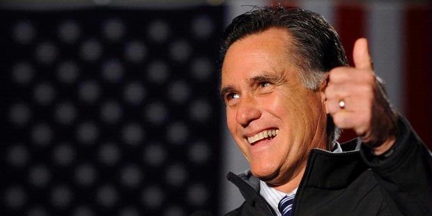 Romney Akrabi Politik dan Agama sejak Kecil