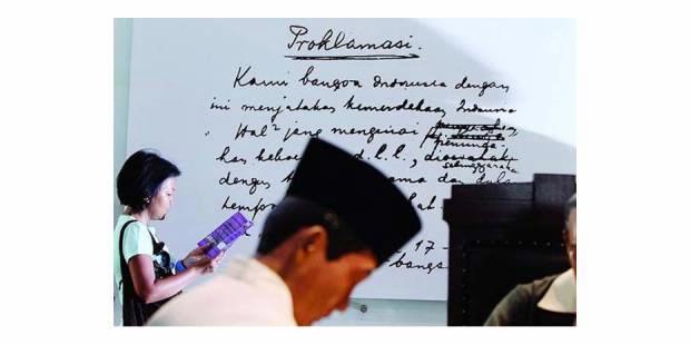 Jokowi Telah Siapkan Jalan Soekarno