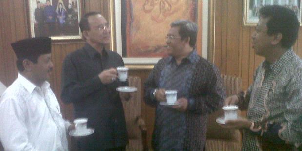PPP Dukung Pencalonan Ahmad Heryawan-Dedy Mizwar