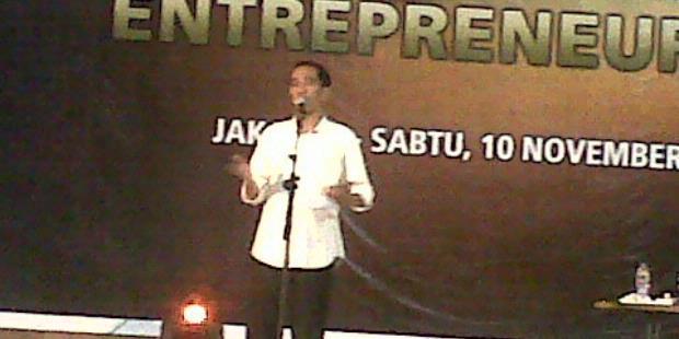 Nasihat Jokowi agar Usaha Sukses