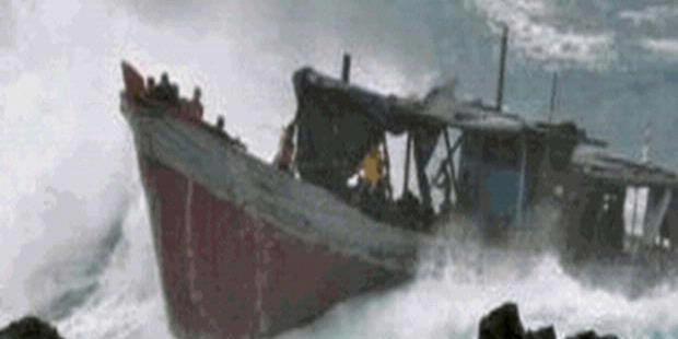 Lima Hari Terkatung-katung, 124 Penumpang Kapal Selamat