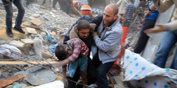 Israel Dan Palestina Di Takdirkan Tidak Berdamai