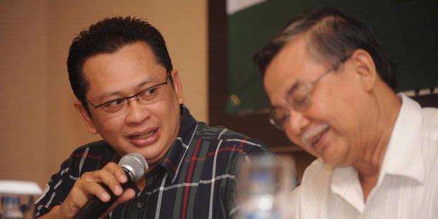 Bambang Soesatyo: KPK Catat Sejarah Baru