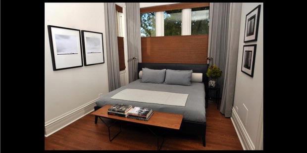 beberapa rahasia kamar tidur mungil yang nyaman kompas