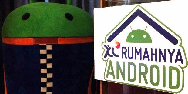 XL Rumah untuk Android