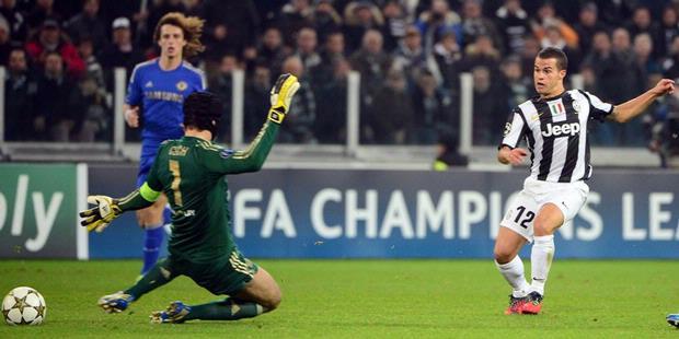Hasil Pertandingan Juventus vs Chelsea