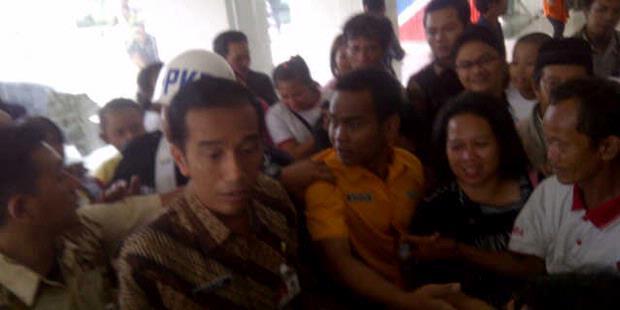 """Terima Kasih, Pak Jokowi"""