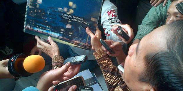 Jokowi Mulai Sosialisasi Penataan Kampung