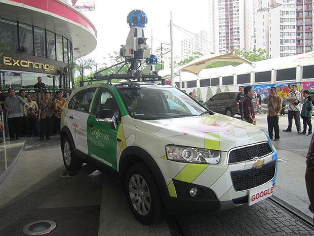 Gara-gara Street View, Google Didenda Rp 67 Miliar