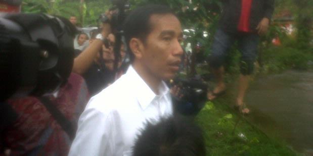 ERP Diterapkan, Jokowi Yakin Kurangi Macet