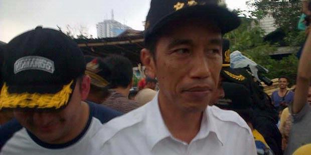 Ini Langkah-langkah Jokowi Atasi Banjir Jakarta