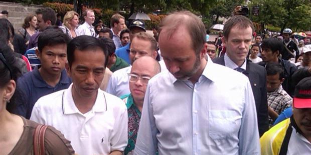 """Kurang """"Pedekate"""" ke DPRD, Ini Jawaban Jokowi"""