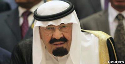 Penjelasan soal Kesehatan Raja Arab Saudi