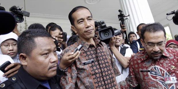 Bangunan Jokowi