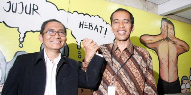 KPK Terkejut, Semua Sarannya Diterima Jokowi