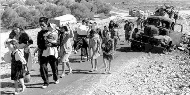 Palestina Usai Perang Arab-Israel 1948