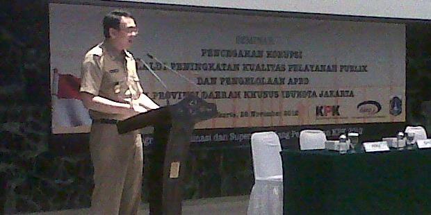 Gebrakan Jokowi-Basuki di Bidang Birokrasi