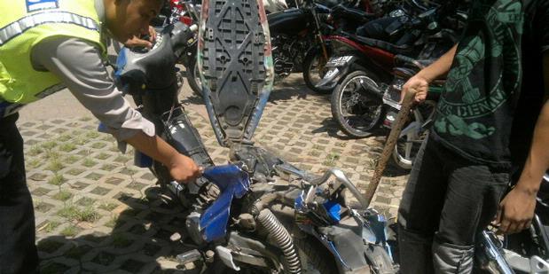 Korban Kecelakaan Kontainer Akhirnya Meninggal