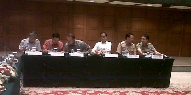 Jokowi Beri Sinyal Positif Lanjutkan MRT