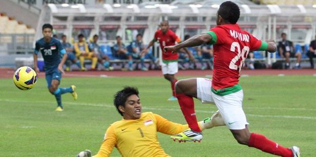Liga Indonesia  - Piala AFF: Andik penuhi janji