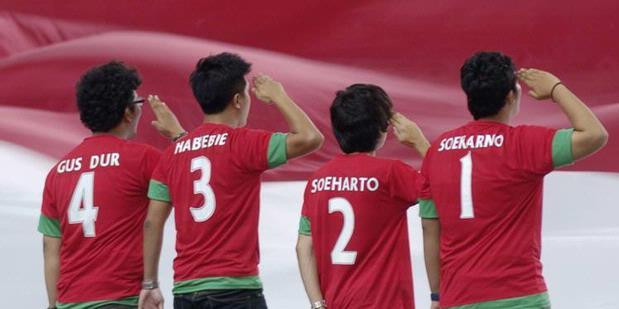 Liga Indonesia  - Piala AFF: Jangan terpancing provokasi Malaysia